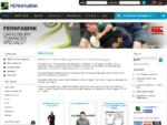 Fernfabrik - Teamkleidung für Rugby, Hockey, Fußball und Freizeit