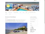 Hotel Mayola sul mare con piscina e spiaggia privata - San Bartolomeo al Mare Hotel San ...