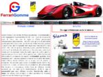 Gommista Milano - Ferrari Gomme - Revisioni auto e moto Milano, Opera, Basiglio, Assago, Pieve .