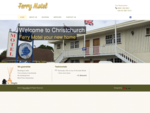 Ferry Motel in Christchurch