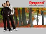 Responti odzież sportowa, odziez firmowa, dresy - producent