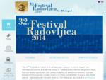 31. Festival Radovljica 2013