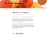 Nyheter - Festivalplassen. no