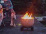 Keramik-Feuerschale für den Garten - Seebach Keramik