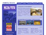 FH METAL-TECH - Narzędzia ręczne, skrawające i elektronarzędzia [WWW. FHMETALTECH. PL]