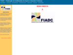 FIADC - Federação de Instituições de Apoio a Doentes Crónicos