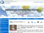 FIAMO - Federazione Italiana Associazioni e Medici Omeopati