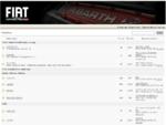 FIAT FANŲ FORUMAS - fiat markės automobilių fanų forumas