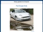 Fiat coupe club