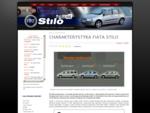 Charakterystyka FIATA STILO