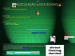 Musculação e Kick Boxing