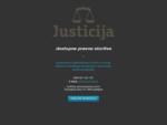 Justicija, pravna pisarna, d. o. o.