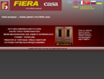 FiERA casa s. a. Βιομηχανία ξύλινων κουφωμάτων