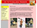 De Fiets Balans Trainer