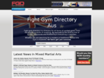 Australia039;s Most Visited Martial Arts Gym Directory.