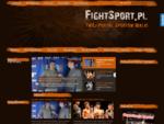 HOME | MMA, UFC, Muay Thai, Boks, BJJ, KSW - Informacje .... FightSport. pl .... Twó