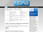 FIGMA - Etusivu