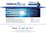 Filebank IT Services | Onsite Computer Repair Toronto GTA