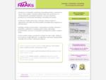 Fimaks - finansije marketing konsalting