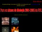 Base de Dados dos Alunos de Biologia