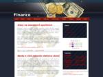 Zprávy ze světa financí | Finance