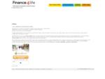 Finance 4 Life - Home