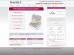 financement logement comparaison lissage crédit PTZ (pret taux 0)