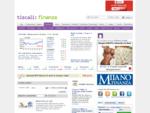 Tiscali Finanza