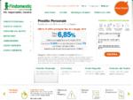 Prestiti personali online - Carte di credito - Cessione del quinto - Findomestic Banca
