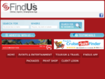 FindUs Directory Mobile App - New Zealand Business Directory