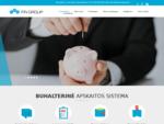 Buhalterinė apskaita - Finansų Grupė