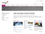 High Technology Functional Coatings - Finnester Coatings - Fire Retardant Coatings, Gel Coats, Mas