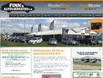 Finn's Autoværksted - MesterBiler og Automester - Håndværkervej 1, Givskud 7323 Give