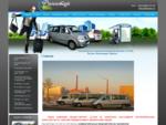 Пассажирские перевозки микроавтобусом Аренда микроавтобуса с водителем - Финнтур г. Санкт-Петербург