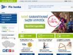 Fio banka - česká banka pro váš účet nebo investice | Fio banka