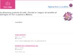 Fiorai Milano Negozi di fiori e piante in provincia di Milano