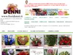 Fioraio FioriDenni - Consegna fiori a domicilio a Roma