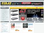 FIRAT AUTORICAMBI AUTOACCESSORI - - Negozio online accessori auto, autoricambi, ricambi auto