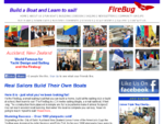 Firebug - Build a boat and learn to sail