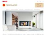 FIRELAND - Outlet camini, stufe, termocamini, caldaie, cucine economiche, barbecues, saune