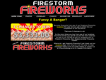 Firestorm Fireworks - New Zealand Premier Fireworks Retailer