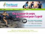 First-Round, Centre de Remise en Forme à Périgueux | Votre centre de Remise en Forme à Périgueux