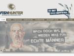 Fischershop in 3550 Langenlois, Krems - FISHHUNTER GmbH