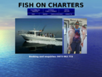 Fish on Charters - Portland Fishing Charters & Melbourne, Victoria, Fishing Charters