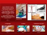 Centro Fisioterapia - Velletri - Studio di fisioterapia e osteopatia St. George H. C. - home