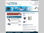 POCETNA | Fiskalne kase | Video nadzor | FISCAL SISTEM