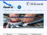 Fisker EL - Elektrikeren i Søborg, Hellerup, Gentofte, Lyngby, Emdrup, Østerbro, Vanløse