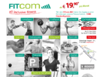 FITCOM - 19,90 all inclusive - Fitnesscenter Wien Simmering