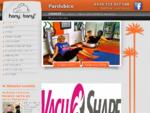 Hany bany Pardubice - Fitness wellness - Vacu Shape - Power Plate