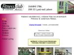 Fitness Relax Club solárium - úvodní stránka